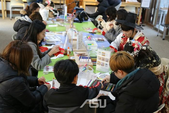 한국전통문화전당이 설을 맞이해 다채로운 행사